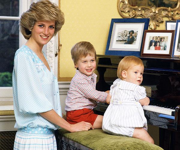 harry william last time they spoke to their mum princess diana