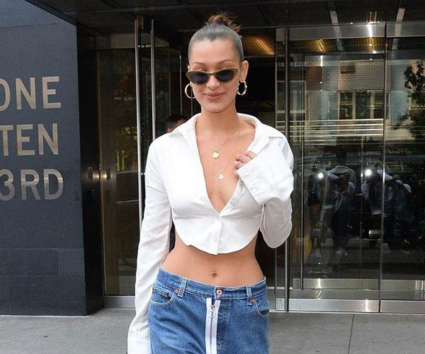 Are You Ready To Wear Low-Rise Jeans Again?