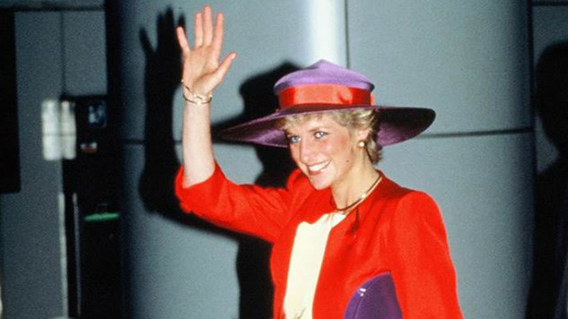 Off White Princess Diana Collection Looks
