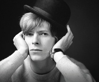bowie rare photos first photoshoot