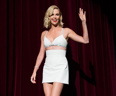 Charlize Theron's Stylist Shuts Down The Phrase 'Age-Appropriate' After Red Carpet Backlash