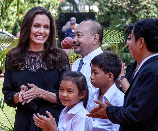 Angelina Jolie Responds To Backlash Over Casting Techniques