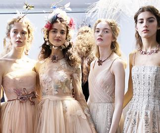 Fashionable Bridesmaid Dresses