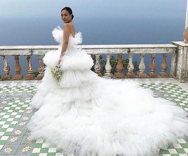 Feiping Chang Extravagant Fashion Wedding