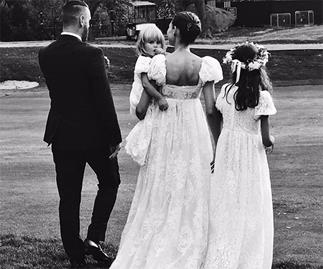 Bianca Balti Wedding Pictures