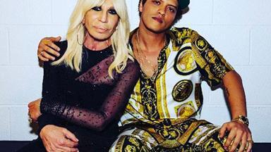 Donatella Versace Lipsyncing Bruno Mars Is The Unexpected Burst Of Joy You Need