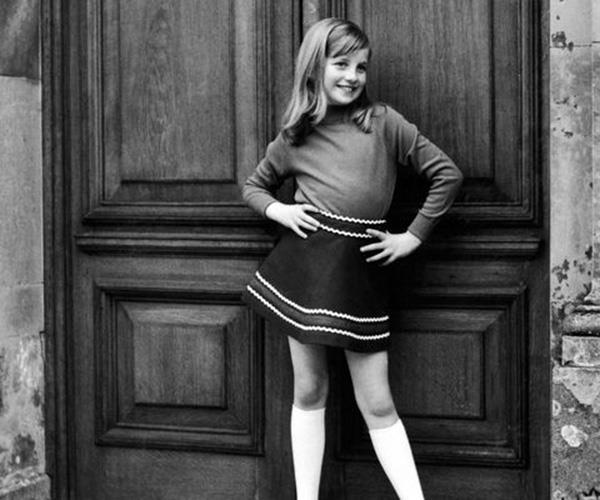 Princess Diana Childhood Photos