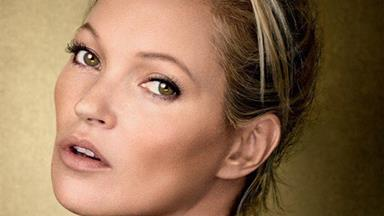 Exclusive: Kate Moss Is Launching Her Own Makeup Palette