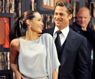 Brad PItt Angelina Jolie Reportedly Putting Divorce On Hold