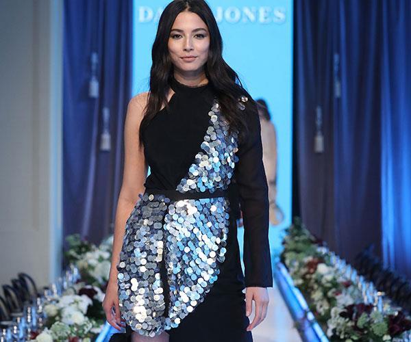 David Jones Fashion Launch Key Trends