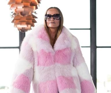 Meet The Danish Countess Who Just Opened A Copenhagen Fashion Show