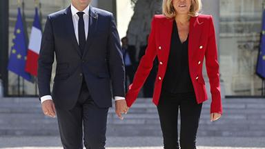 Brigitte Macron Addresses Her And Emmanuel Macron's Age Gap For The First Time