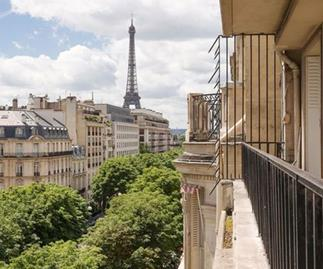 Lee Radziwill's Paris Appartment