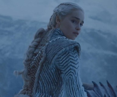 "The Sartorial Significance Of Daenerys' ""Beyond The Wall"" Outfit in 'Game of Thrones'"