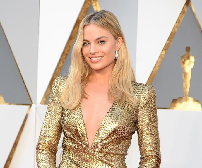 Margot Robbie Movie Role Transformations Harper S Bazaar