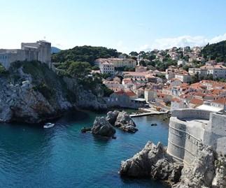 Real life King's Landing Dubrovnik