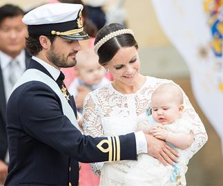 swedish royal family babies