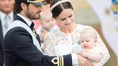Princess Sofia And Prince Carl Philip Welcome Their Second Child