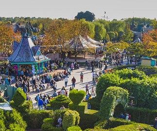 LVMH Is Opening An $86 Million Theme Park In Paris