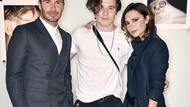 Brooklyn Beckham 'Did A Beckham,' Looks Just Like David Circa The Noughties