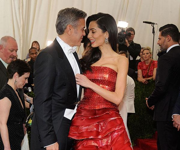 George Clooney and Amal Clooney Love Story