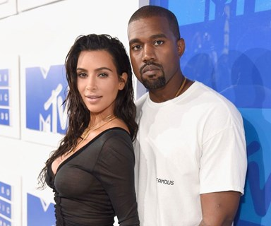 Kim And Kanye's Surrogate is Reportedly Expecting a Baby Girl
