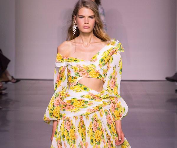 Zimmermann Spring Summer 2018 Runway New York Fashion Week