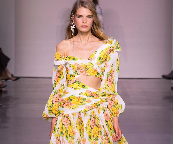 Zimmermann Spring Summer 2018 Runway New York Fashion Week