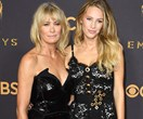 Robin Wright And Dylan Penn Had A Stunning Mother Daughter Moment At The Emmys
