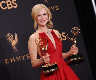 Nicole Kidman Emmy Speech