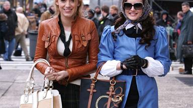 The Best Fashion Moments On Gossip Girl
