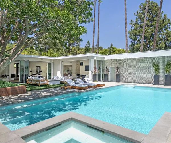 Kaia Gerber's New Mansion Is A Minimalist Dream