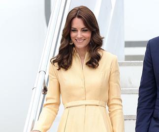 Kate Middleton shoe