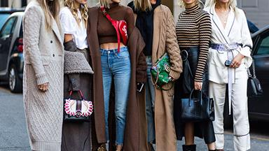 What All The Italian It-Girls Are Wearing At Milan Fashion Week