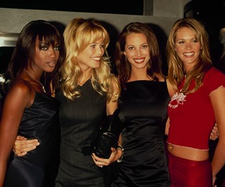 '90s Supermodels Then And Now
