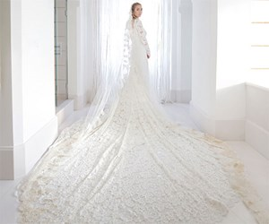 Bumble Founder Whitney Wolfe Had The Most Stunning Wedding Dress