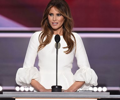 The intriguing and ever-dissident wardrobe decisions of First Lady Melania Trump