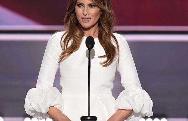Melania Trump wardrobe