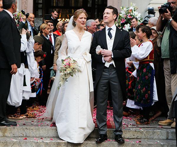 Serbian Royal Wedding Prince Philip