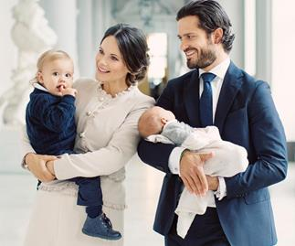 swedish royal baby