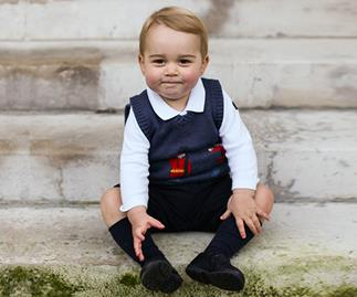 Prince George Is The Royal With The Greatest Style Influence