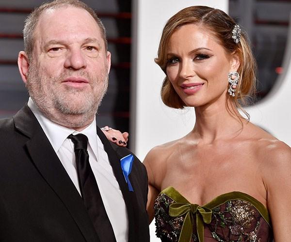 Marchesa Georgina Chapman Harvey Weinstein Scandal