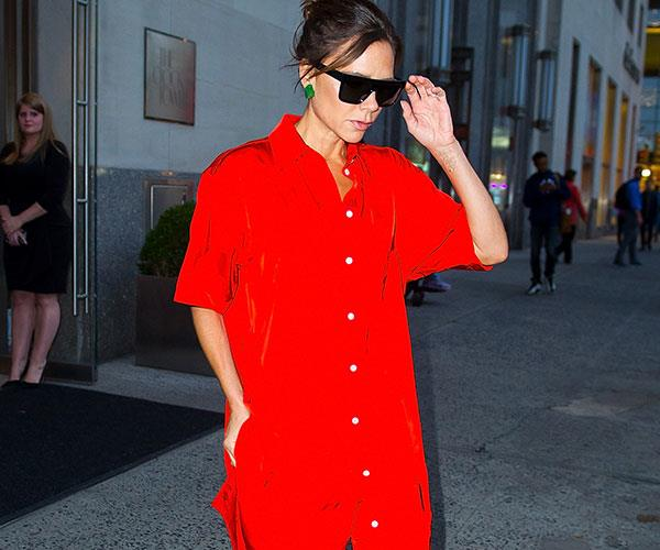 Victoria Beckham 5 Outfits 48 Hours