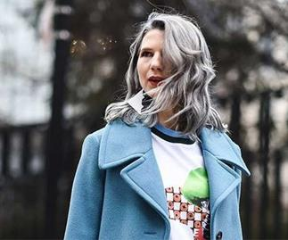 How To Make The Most Of Your Grey Hair