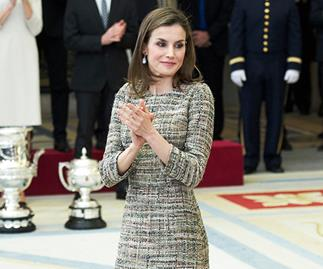 Queen Letizia Wore a $100 Zara Dress—And It's Still Available To Shop