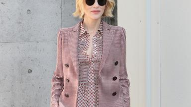 Is Cate Blanchett Harry Styles' Unexpected Style Muse?