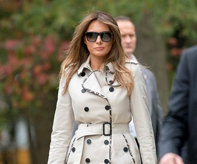 Twitter Is Convinced Melania Trump Is Using A Body Double