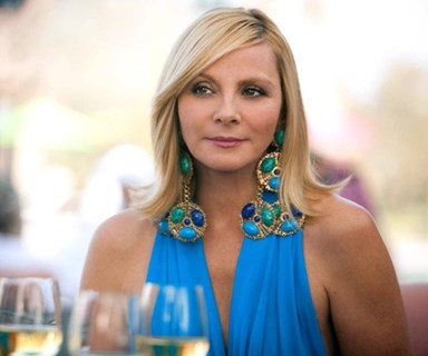 Kim Cattrall Gets Candid About SATC And The Impact It's Had On Her Fertility