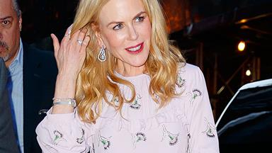 Nicole Kidman Is Having The Red-Carpet Press Tour Of Her Life