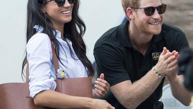 Meghan Markle Is Reportedly Moving To London Next Month